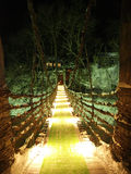 Fairy Tale bridge Stock Images
