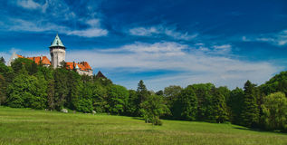 Free Fairy Tale Castle Stock Photography - 40356012