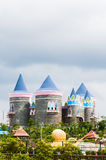 A fairy tale castle Royalty Free Stock Image