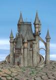 Fairy Tale Castle Stock Photos