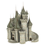 Fairy Tale Castle Royalty Free Stock Photos