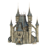 Fairy Tale Castle Stock Photos