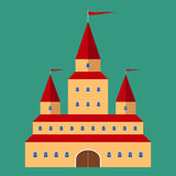 Fairy tale castle Royalty Free Stock Image