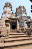 Fairy tale castle in Qingdao Royalty Free Stock Photos