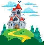 Fairy tale castle theme image 2 Royalty Free Stock Photos