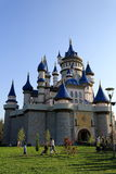 Fairy-tale castle Royalty Free Stock Photography