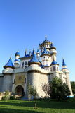 Fairy-tale castle Royalty Free Stock Image