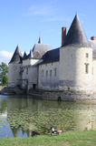 Fairy Tale Chateau, France Stock Photo