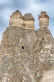 Fairy tale chimneys Stock Photography
