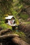 Fairy tale door Stock Images