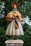 Fairy tale figure anton piek Stock Image