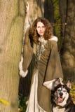 Fairy tale illustration Royalty Free Stock Photo