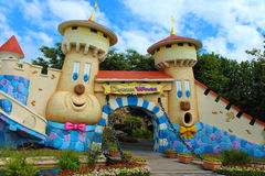 Fairy Tale Land. Dreamworld Park, Bangkok. Dream World - amusement park near Bangkok, Thailand Stock Image