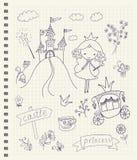 Fairy Tale Princess Stock Photos