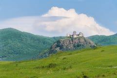 Fairy tale princess castle Stock Image