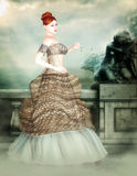 Fairy tale princess Royalty Free Stock Image