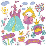 Fairy Tale Princess Royalty Free Stock Photography