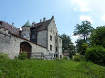 The fairy tale schloss in the Black Forest Stock Photos