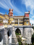 Fairy-tale Sintra palace 2 Stock Image