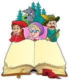 Fairy tale theme image 3 Royalty Free Stock Images