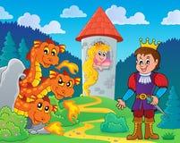 Fairy tale theme image 5 Royalty Free Stock Photos