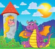 Fairy tale theme image 6 Royalty Free Stock Photo