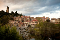 Fairy-tale town Stock Photography