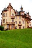 Fairy-talehaus Stockfoto