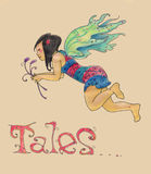 Fairy tales Stock Photo