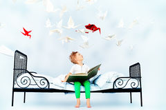 Fairy Tales Book Royalty Free Stock Photography