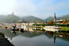 Fairy tales in Cochem Royalty Free Stock Photo
