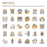 Fairy Tales Elements Stock Photos