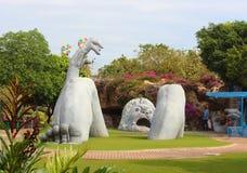 Fairy Tales Land. Dream World, Bangkok, Thailand. Dream World - amusement park near Bangkok, Thailand Stock Photos