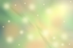 Fairy texture. A green and yellow fairy texture with white dots stock illustration