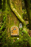 Fairy tree house Royalty Free Stock Photography
