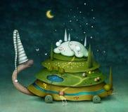 Free Fairy Turtle Royalty Free Stock Image - 27932256