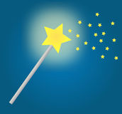 Fairy wand Stock Image