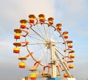 Fairy wheel Royalty Free Stock Image