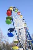Fairy wheel, winter Royalty Free Stock Image