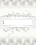 Fairy white background Royalty Free Stock Images