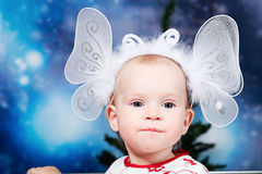 Fairy wings Royalty Free Stock Photo