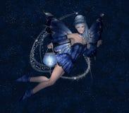 Fairy Winter Stock Photo