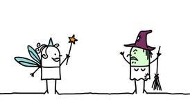 Fairy & Witch Stock Photos