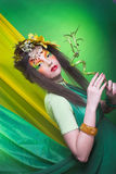 Fairy. Royalty Free Stock Photography