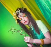 Fairy. Royalty Free Stock Photo