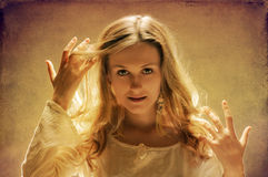 Fairygirl Royalty Free Stock Photos