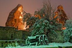 fairyland χειμώνας Στοκ φωτογραφία με δικαίωμα ελεύθερης χρήσης