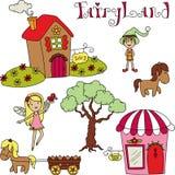 Fairyland. Stock Image
