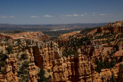 Fairyland Canyon Overlook D Stock Photography