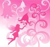Fairyland di vettore Fotografie Stock